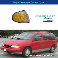 Depo 331-1525R-US-CY Passenger Corner Light (Fits:1995-97 Ford Windstar)