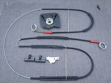 99 SEAT AROSA WINDOW REGULATOR FRONT LEFT REPAIR KIT UK PASSENGER SIDE