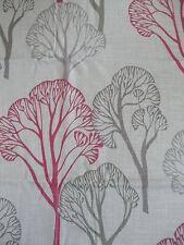 235cm VILLA NOVA Delaware Raspberry curtain fabric
