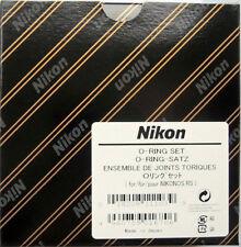 Nikon Nikonos RS O ring set of 4 rubber ring and 1 Grease Genuine Nikon Japan