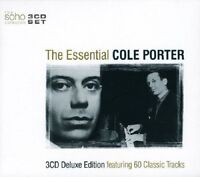 Cole Porter Essential 3-CD Box Set NEW SEALED Judy Garland/Nelson Eddy/Doris Day