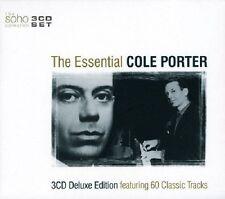Cole Porter Essential 3-CD Box Set NEW SEALED Judy Garland/Nelson Eddy/Doris Day