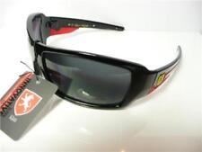 Aviator Plastic Frame Wrap Sunglasses for Men
