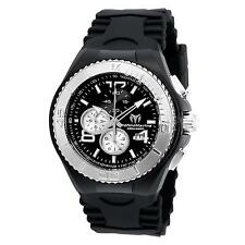 TECHNOMARINE MEN'S CRUISE JELLYFISH 46MM BLACK SWISS QUARTZ WATCH TM-115148