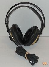 AKG K240 Vintage Professional Monitor Headphones-600ohms-Tested/Work