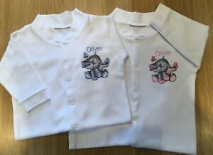 Personalised Baby Grow, Sleep Suit, Baby Shower, Gift, Cute, Any Name