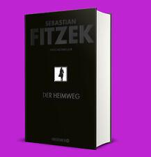 Der Heimweg - Sebastian Fitzek - DER NEUE BESTSELLER!!!!!!!!!!!