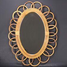 Ancien miroir soleil années 1960-1970