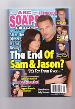 ABC SOAPS IN DEPTH GENERAL HOSPITAL GH THE END OF JASON and SAM January 2018