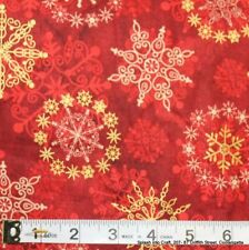 Less than 1 Metre Quilting Holiday/Christmas Craft Fabrics