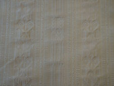 """Donghia Fabric """"Empress"""" in Victoria White - 29 Yards"""
