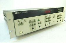 Hp Keysight 8131a High Speed Pulse Generator 500 Mhz