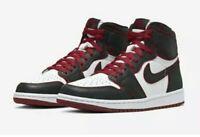 Nike Air Jordan 1 Retro High OG BloodLine Black Gym Red 555088-062 Men's Size 12