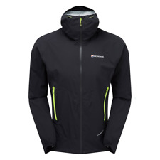 Montane Men's Minimus Stretch Ultra Pertex Shield 2.5 Layer Jacket - Black