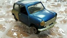 MINI COPPER 1300 EL 50 POLISTIL 70's DIE-CAST TOY CAR 1:43 ITALY