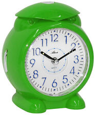 ATLANTA Alarm clock with Bell signal or Melody Green 1985/6