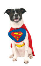 Rubie's Official Pet Dog Costume Superman X-large