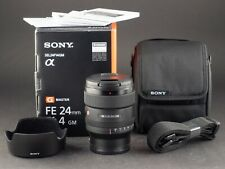 Sony FE 24mm 1.4 GM E-Mount FOTO-GÖRLITZ Ankauf