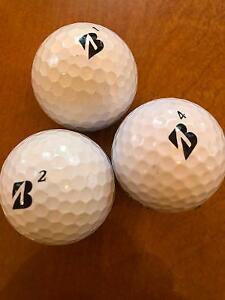 48 Bridgestone Tour B RX/BX Golf Balls Mint AAAAA FREE SHIPPING