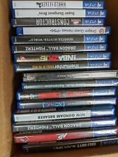 PS4 Lot 15 Games 3 Sealed Persona Dragon Ball Hunter One Piece Playstation 4 New
