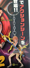 One Piece 3'' Figure Key Chain Nami Anime Licensed NEW