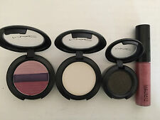 Mac Make Up - Selling as a pack - 3 Eyeshadow + 1 Lip Glass - New (Unboxed)