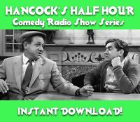 HANCOCK'S HALF HOUR - 119 OLD TIME COMEDY RADIO SHOW DOWNLOAD AUDIO MP3