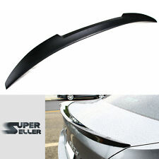 Painted ABS BMW 5-Series F10 M4 Type Trunk Spoiler Wing 11-16 530d 523i