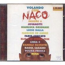 NACO JOVANOTTI DALLA FABRIZIO DE ANDRE' ELIO E LE STORIE TESE  MINA CD 1997 SIG.