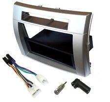 Kit adaptateurs autoradio cadre faisceaux pour Toyota Corolla Verso 2005-2009
