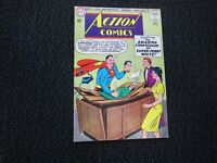 Action Comics #302 - 1963 1st super Perry White