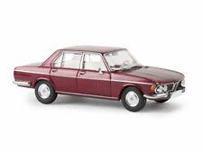 Brekina 13606 BMW 3.0 Si rubinrot-metallic von Starmada 1:87 Neu