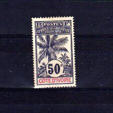 COTE D'IVOIRE n° 31 neuf avec charnière