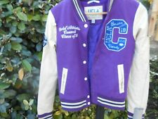 💋VESTE VINTAGE UCLA ULTRA RARE DESTROYED T 36 A 20€ ACH IMM FP COMP MOND RELAY
