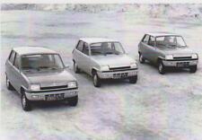 carte postale - RENAULT 5 TS/TL/L DE 1976 - 10X15 CM