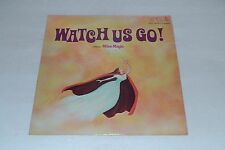 Miss Magic~Watch Us Go~Lynn Freeman Olson & Jimmie Selva~FAST SHIPPING