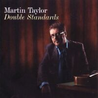Martin Taylor - DOUBLE STANDARDS [CD]