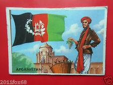 figurines cromos cards figurine sidam gli stati del mondo 76 afghanistan flags z