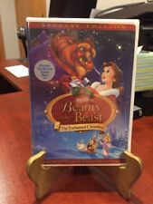Beauty and the Beast: An Enchanted Christmas (DVD,2002,Special Edition)Mfg Seal