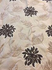 Curtain Sample Rem Vintage Fabric Blind Cushion Craft 64x96cm