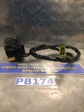 Interruptor De Manillar Izquierdo Suzuki Gsxr 750 1994