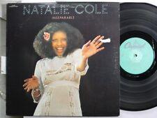 Soul Lp Natalie Cole Inseparable On Capitol