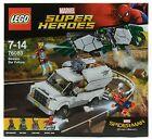 LEGO Marvel Super Heroes BEWARE THE VULTURE Spider-Man Set 76083 2017 Shocker