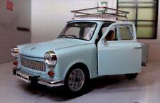 G LGB 1:24 Scale 1964 Trabant 601 Detailed Diecast Model Car & Roofrack 24217