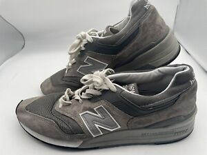 NEW BALANCE 997 Running Sports Tennis Made in USA Men Sz 11.5 |1865