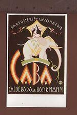 #DAL3/#P241 Elephant. Caba Perfumes and Soaps - Animals Postcard