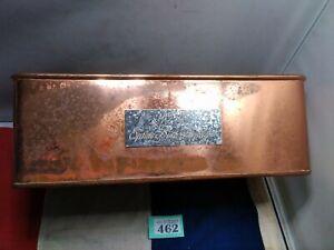 Used Copper Planter Trough