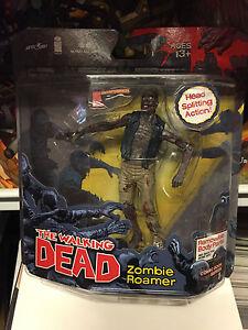 The Walking Dead Zombie Roamer McFarlame Toys, Nueva