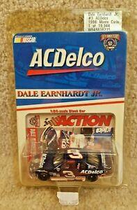 New 1997 Action 1:64 Diecast NASCAR Dale Earnhardt Jr AC Delco Clear Window #3