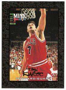1994-95 Skybox NBA Hoops Gold Mine TONY KUKOC card #433 Chicago Bulls